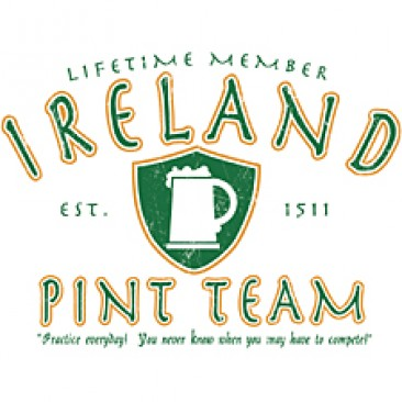 Ireland Pint Team