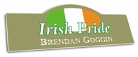 Irish Display Sign