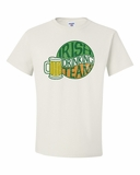 Irish Drinking Team with Beer Mug Shirts