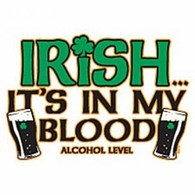 Irish In My Blood
