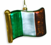Irish Ireland Flag Ornaments