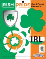 Irish Pride Mixed Magnet Set