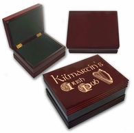 Irish Pub Keepsake Box
