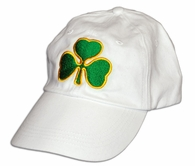 Irish Shamrock Baseball Cap