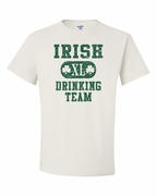 Irish XL Drinking Team Shirts