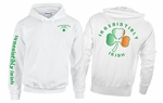 Irresistibly  Irish Hooded Sweatshirt