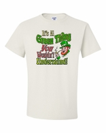 It's a Green Thing you Wouldn't Understand! Shirts