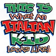 Italian Kid Looks Like
