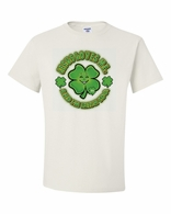 Jesus Loves Me, and I'm Irish Too Shirts