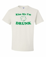 Kiss Me I'm Drunk Shirt