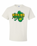 Kiss Me, I'm Irish with Shamrock Shirts