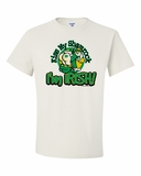 Kiss My Shamrock, I'm Irish! Shirts