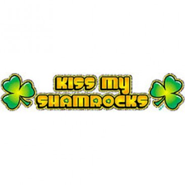 Kiss My Shamrocks