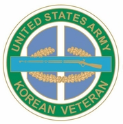 Korean Veteran CIB Pin