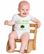 Lil Irish Hooligan Onesie
