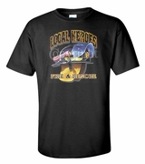 Local Heroes Fire & Rescue Shirts