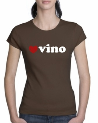 Love Vino Ladies Shirt