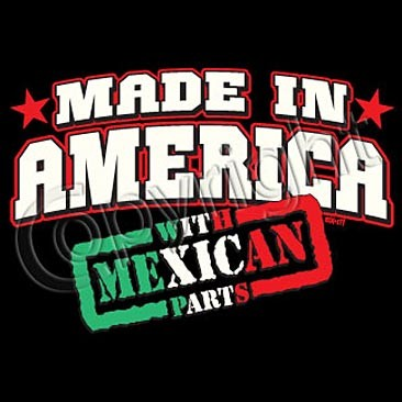 Made In Amer-Mexican Parts