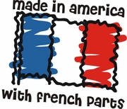 Made in France Flag Shirts