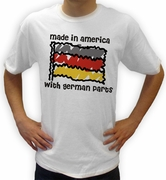 Made in Germany Flag Shirts