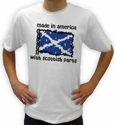 Made in Scotland Flag Shirts