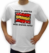 Made in Spain Flag Shirts