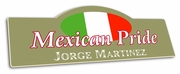 Mexico Display Sign