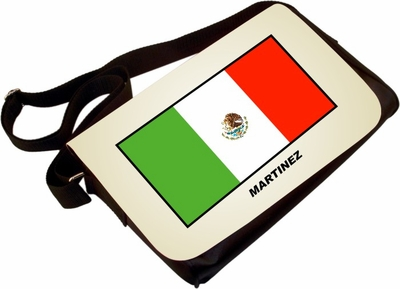 Mexico flag purse