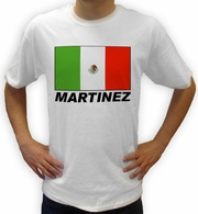 Mexico Flag Shirts