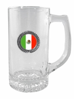 Mexico Glass Stein