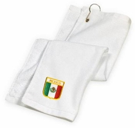 Mexico Golf Towel