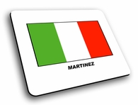 Mexico Hard Mousepad