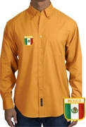 Mexico Long Sleeve Oxford