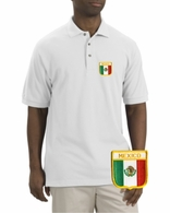 Mexico Patch Polo