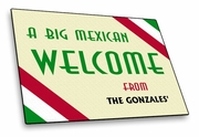 Mexico Welcome Mat