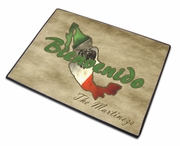 Mexico Welcome Mat- Classic