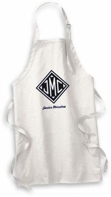 Monogrammed Gifts Apron