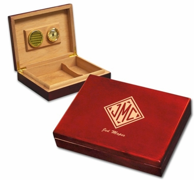 Monogrammed Gifts Humidor