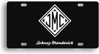 Monogrammed Gifts License Cover