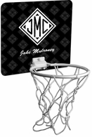 Monogrammed Gifts Mini Basektball Hoop