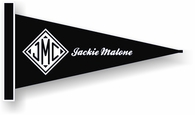 Monogrammed Gifts Pennant
