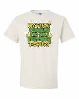 My First Proud to be Irish T-Shirt Shirts