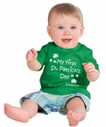 My First St. Patrick's Day Tee