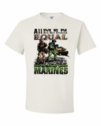 Only the Finest Become Marines Shirts