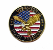 Operation Iraqi Freedom Pin