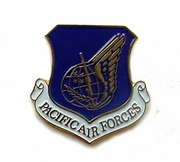 Pacific Air Forces Pin