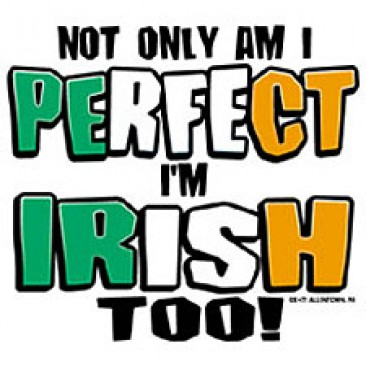 Perfect & Irish