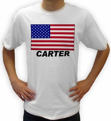 Personalized America Flag Shirts
