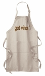 Personalized Wine Aprons