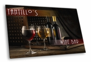 Personalized Wine Cutting Board